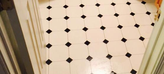 Tile Bathroom Cleaning
